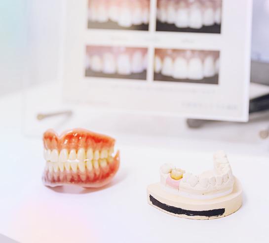 歯科技工士と連携